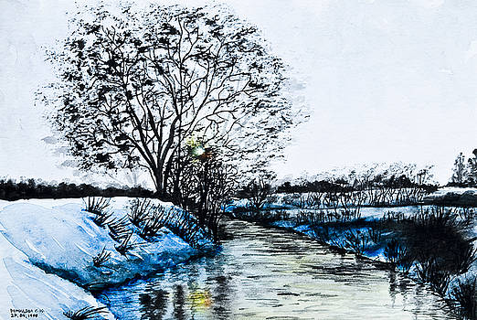 Svetlana Sewell - Winter Time