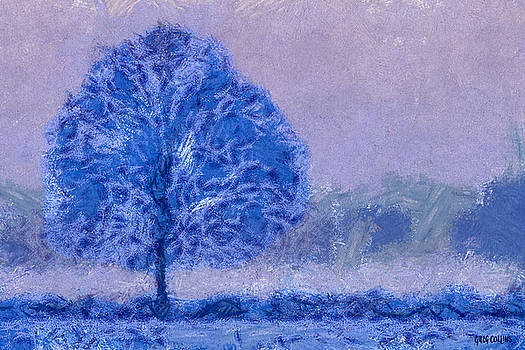 Winter Tree by Greg Collins