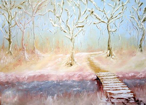 Winter Walk by Ellen Young