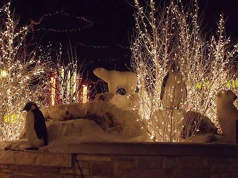Winter Wonderland by Anna Villarreal Garbis