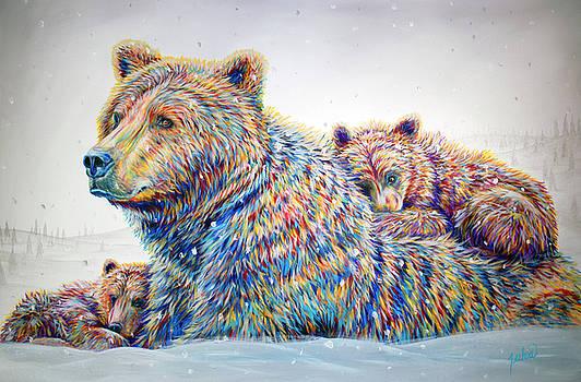 Winter Wonderland by Teshia Art