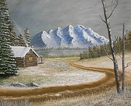 Winter's Arrival by Sheri Keith