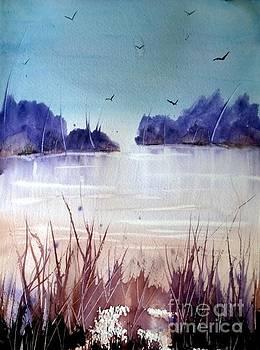 Winter's Kiss by Eunice Miller