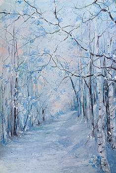 Winter's Majesty - Part 3 of 4 in Mystic Trail Series by Robin Miller-Bookhout