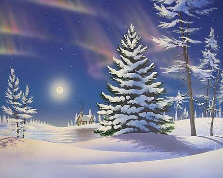 Winter's Night by Ken Shotwell