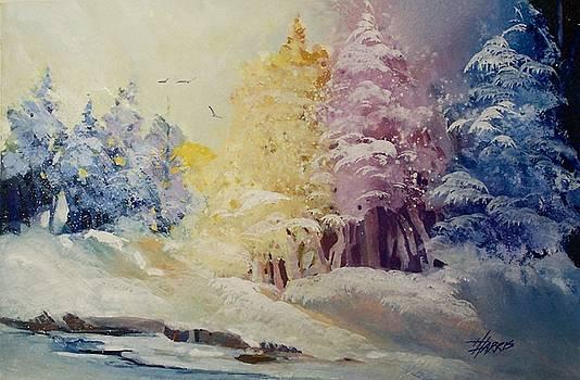Winter's Pride by Helen Harris