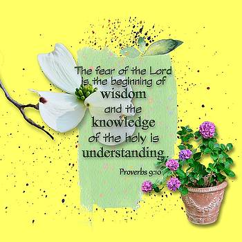 Wisdom and Knowledge by Larry Bishop