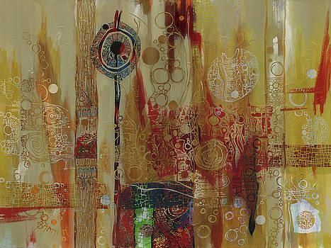 Wisdom Garden - SOLD by Yisa Akinbolaji
