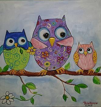 Wise as an owl by Paula Stacy Adams