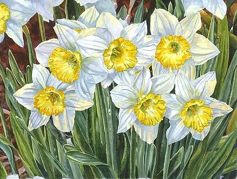 Wishing for Spring by Helen Shideler