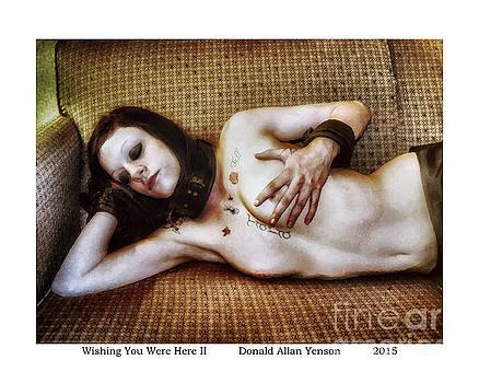 Wishing You Were Here II by Donald Yenson