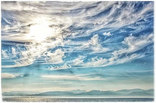 Wispy Mexico Skies by Nikki McInnes