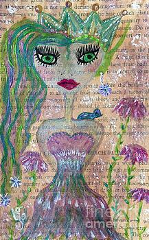Wisteria by Julie Engelhardt