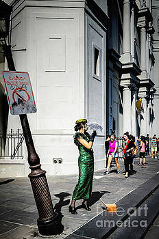 Kathleen K Parker - With a Touch of Parasol -NOLA