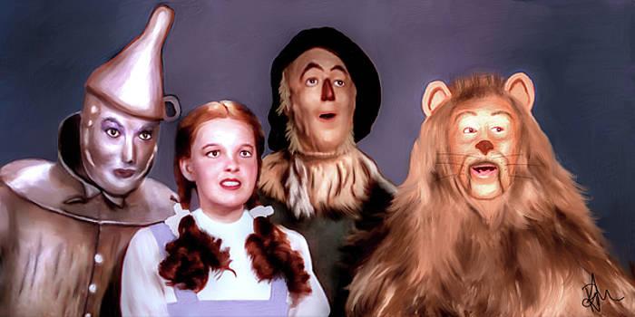 Wizard of Oz by Pennie  McCracken