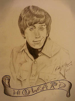 Wolowitz by Ricky Haug