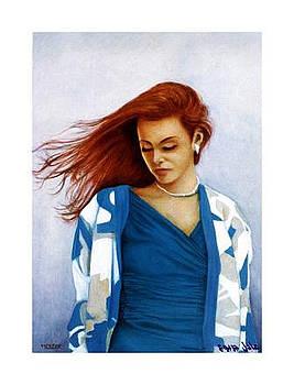Woman by Adel Jarbou