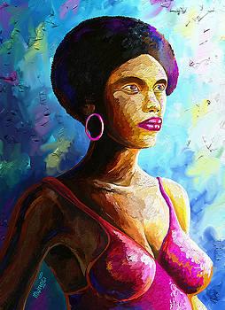 Woman by Anthony Mwangi