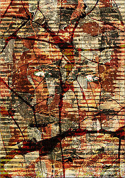 Woman Deep In Meditation by Haruo Obana