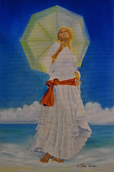 Belle Creole I by Katia Creole Art