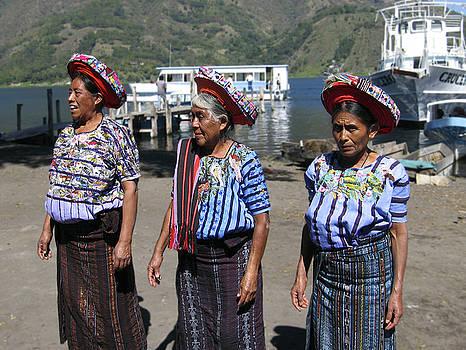 Kurt Van Wagner - Women of Santiago Atitlan Guatemala