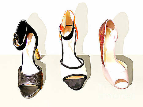 Wingsdomain Art and Photography - Womens High Heel Stiletto Shoes 20160227