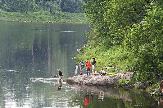 Deborah Benoit - Wonderful Day Of Fishing
