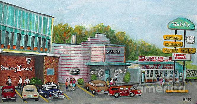 Wonderful Memories of the Wal-Lex by Rita Brown