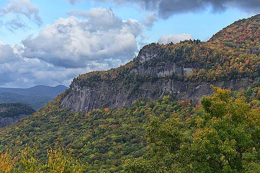 Whiteside Mountain by Eric Haggart