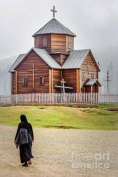 Svetlana Sewell - Wooden Church