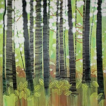 Woodland Rhythm by Sandrine Pelissier