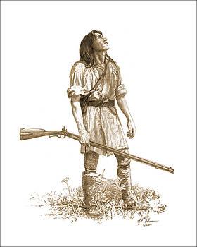 Woodsman by Martin Bellmann
