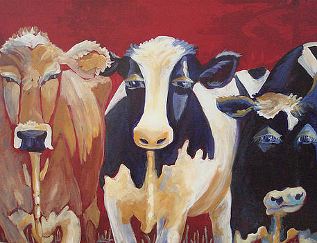 Working Girls  so thats where milk comes from by Robin Zuege