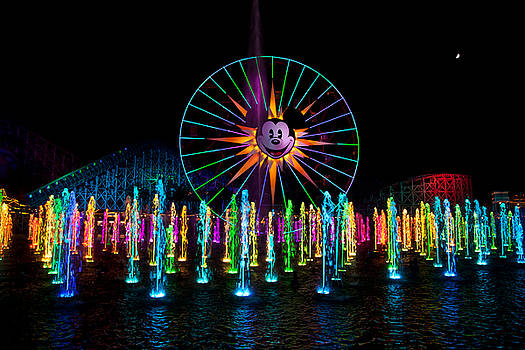 World of Color by Sam Amato