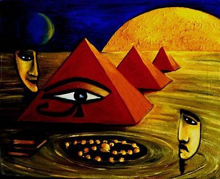 World Origine by Liana Horbaniuc