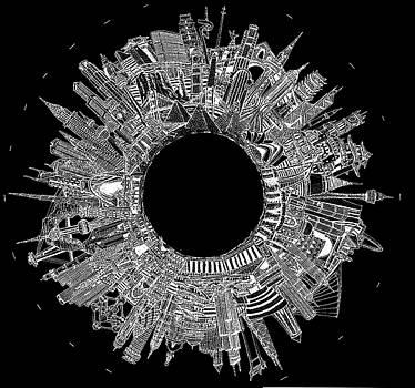 World Peace City by Edgartista