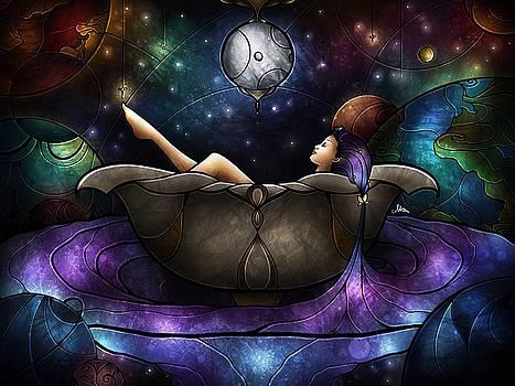 Worlds Away by Mandie Manzano