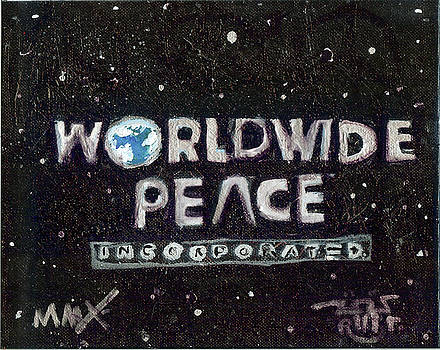Worldwide Peace Incorporated by Robert Wolverton Jr