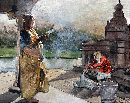 Worship by Gourav Sheode