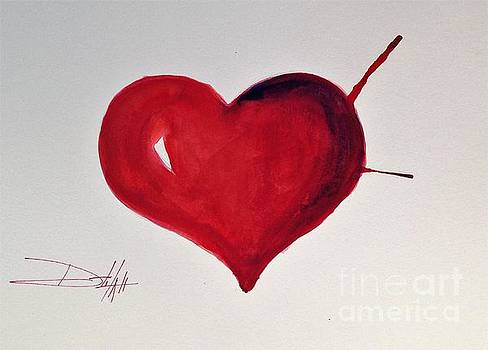 Wounded Heart by Delilah  Smith