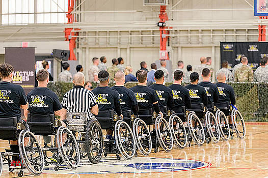 Wounded Warriors by Ava Reaves