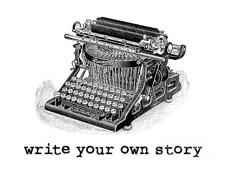 Edward Fielding - Write Your Own Story T-shirt