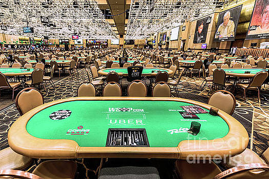 WSOP Calm Before the Storm by Eric Evans