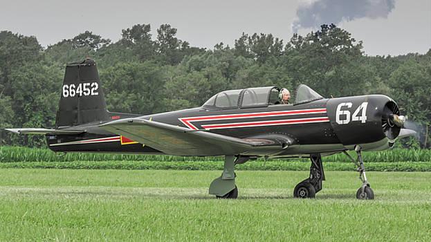 Yakovlev YAK-52 by Guy Whiteley