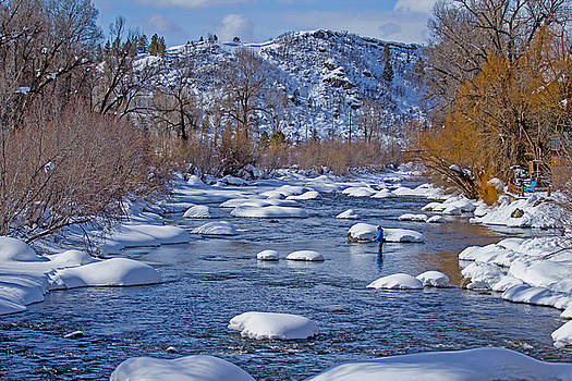 Yampa River by Sean Allen