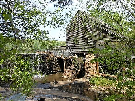 Yates Mill  by Kay Gilley