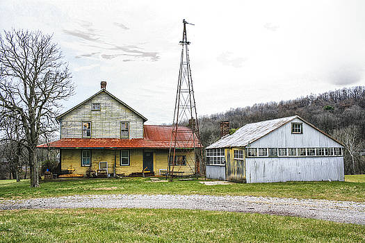 Ye Olde Farmstead by Dan P Brodt Photography