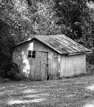 Ye Olde Outhouse by Dan P Brodt Photography
