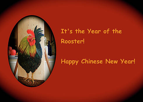 Year of the Rooster by Cyril Maza