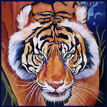 Year of the Tiger by Rose Collins